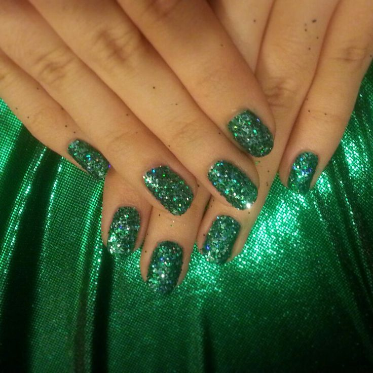 Nails Inc. - Bling It On EMERALD