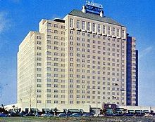 March 17, 1949 – The Shamrock Hotel in Houston, Texas, owned by oil tycoon Glenn McCarthy, has its grand opening.