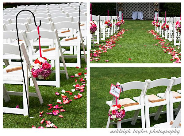 Flowers, Pink, White, Green, Red, Ceremony, Purple, The, Details, Estate, Ashleigh taylor photography, Clarke