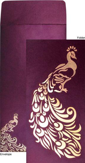 W-8255G | Hindu Wedding Cards | 123WeddingCards.com