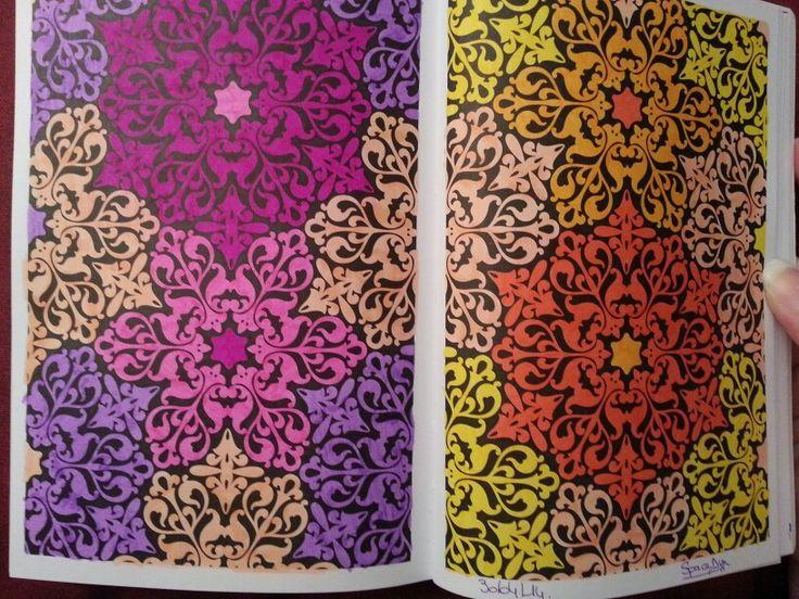 100 coloriage anti stress