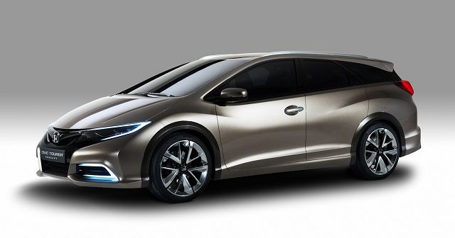 2016 Honda Civic - tourer