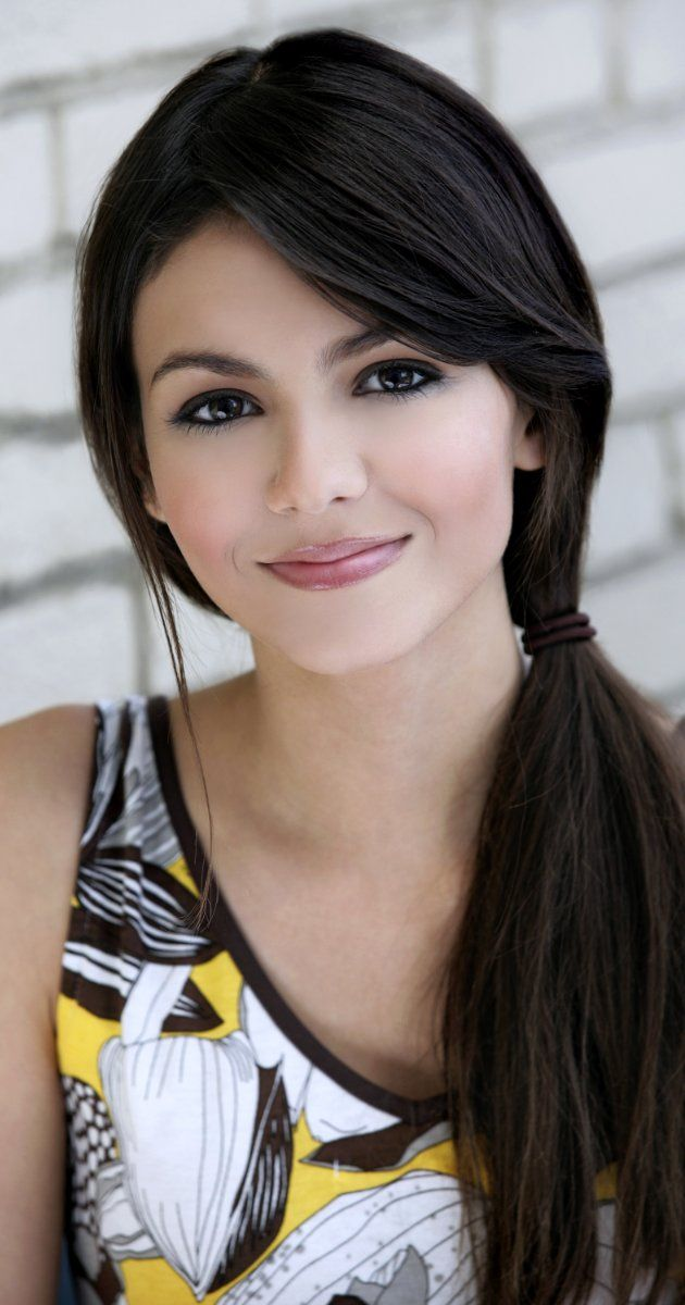 Victoria Justice, Actress: Victorious. Victoria Justice was born on February 19, 1993 in Hollywood, Florida, USA as Victoria Dawn Justice. She is known for her work on Victorious (2010), Zoey 101 (2005) and Fun Size (2012).