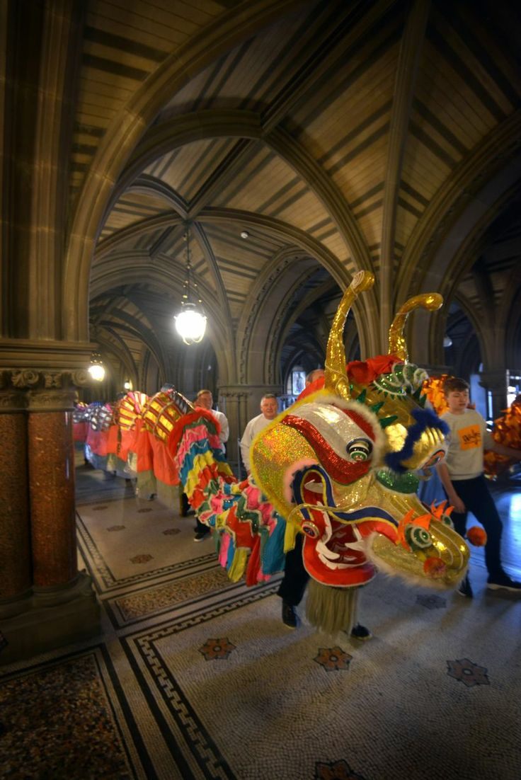Pictures and Video: Chinese New Year 2014 parade in Manchester city centre