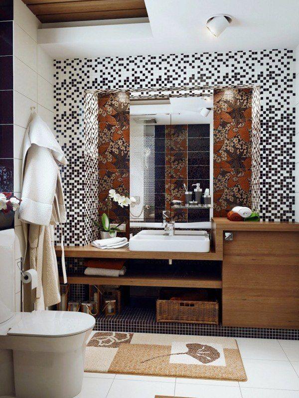 96 best Simple bathroom designs images on Pinterest Bathroom - keramik waschbecken küche