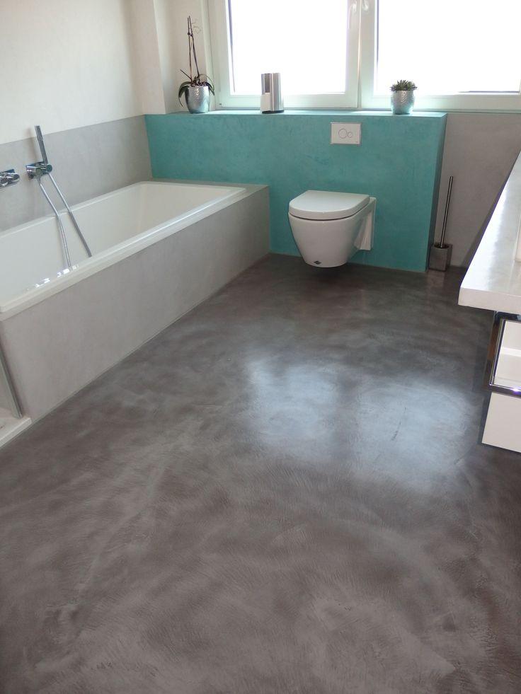 44 best beton floor - lifeboxx wand & wohndesign images on, Wohnideen design