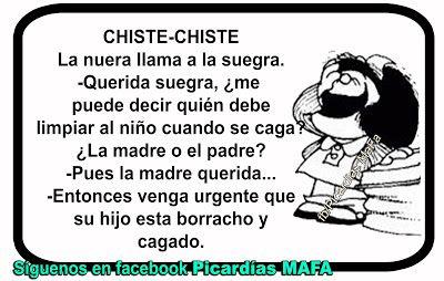 Mundo de Postales: CHISTE-CHISTE