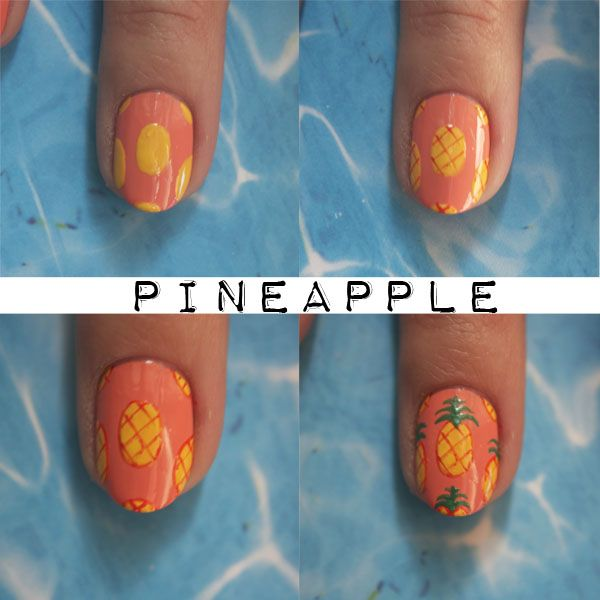 Pineapple How-to www.chelseaqueen.com