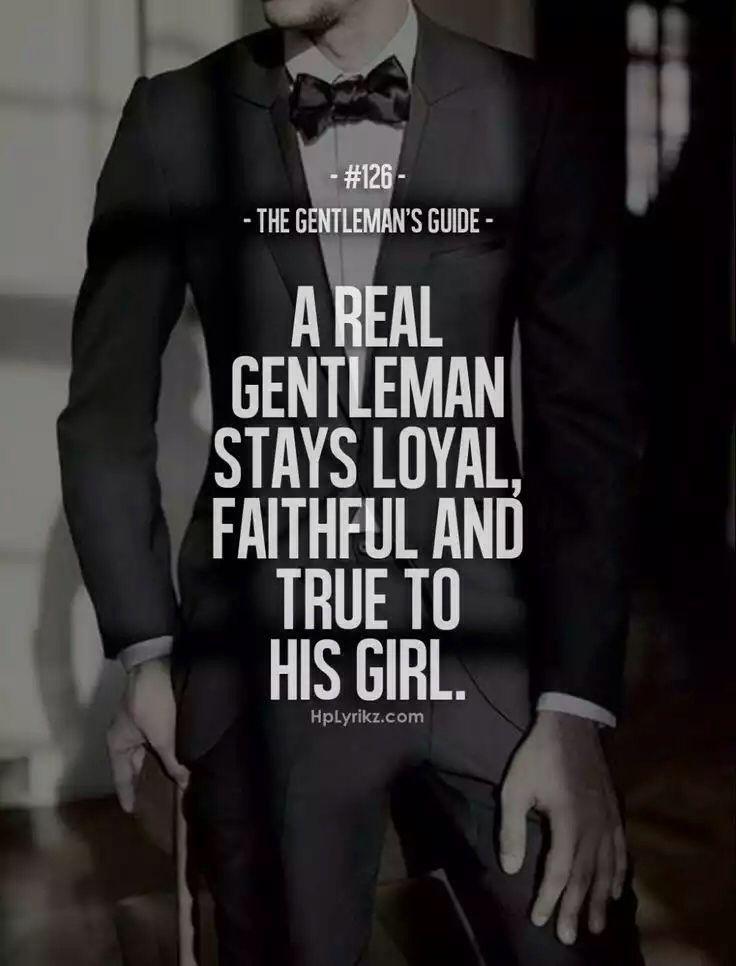 The Gentleman's Guide #126