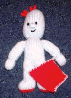 Amigurumi Iggle Piggle : 1000+ images about In the night Garden on Pinterest ...