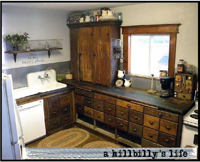 Red.neck Chic: A Hillbillyu0027s Kitchen