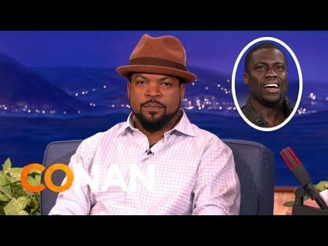 Yea Ice I got some annoying friends also:)))) Ice Cube Is Annoyed By Kevin Hart