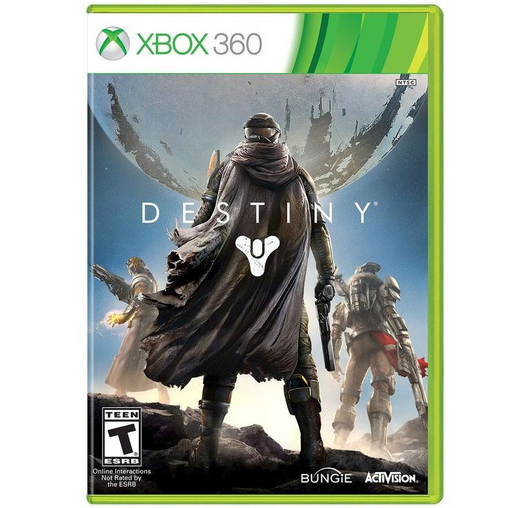 Destiny (Xbox 360), Console Video Game