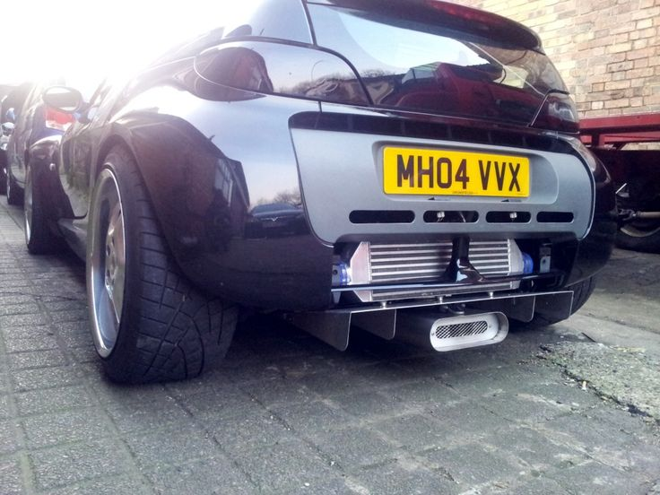 smart roadster | SMART ROADSTER with VTR ENGINE - Page 2