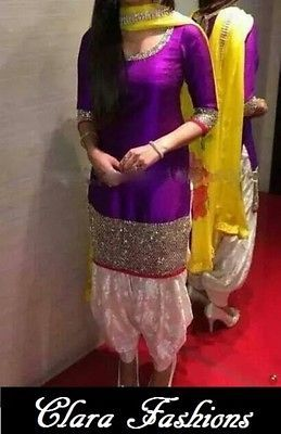 Ethnic-Bollywood-Wedding-Suit-Patiala-Punjabi-Suit-Designer-Indian-Salwar-Kameez