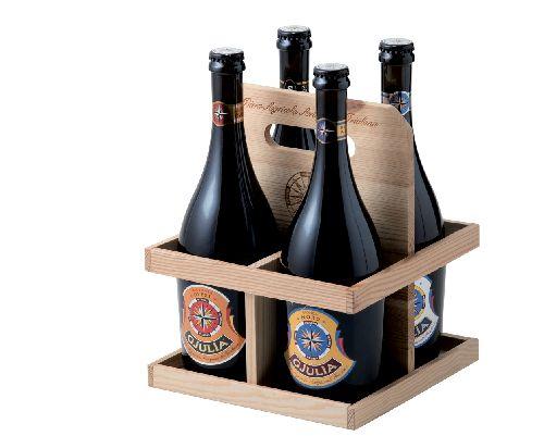 Meglio del cestino di picnic un cestino di birra! #beer pack