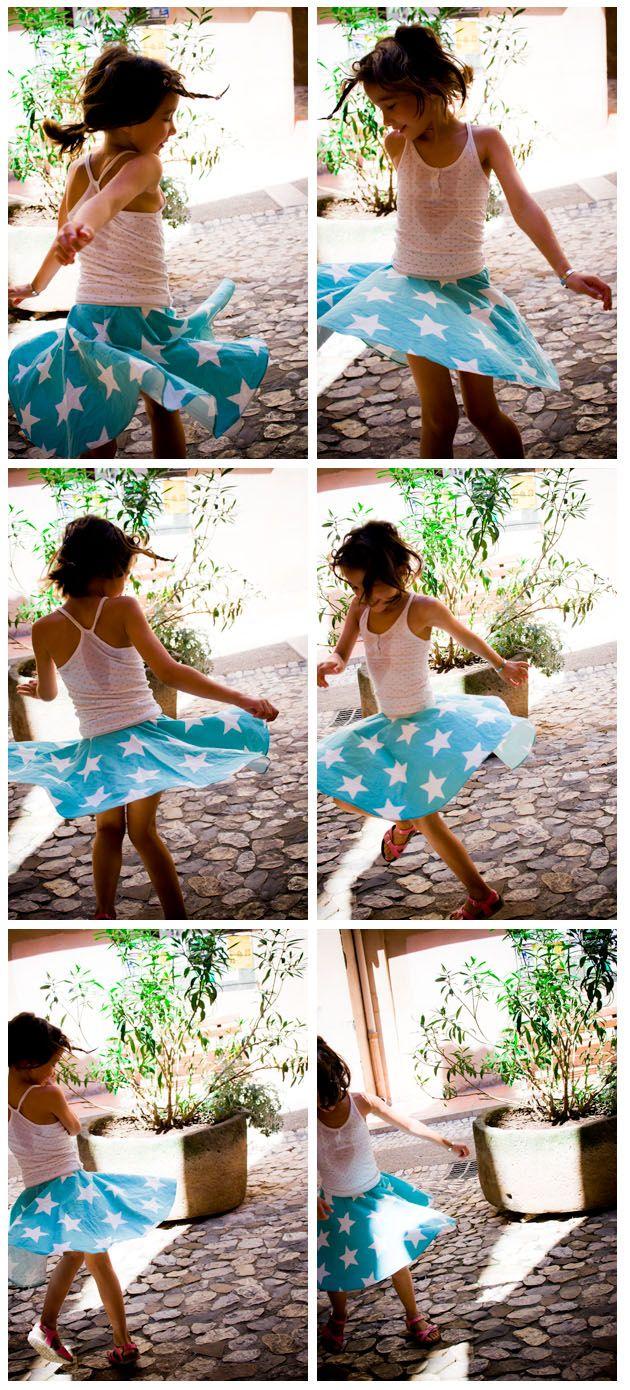 La meilleure jupe qui tourne du monde - L'Autre Atelier