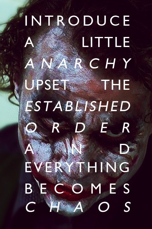 Best Joker quote.