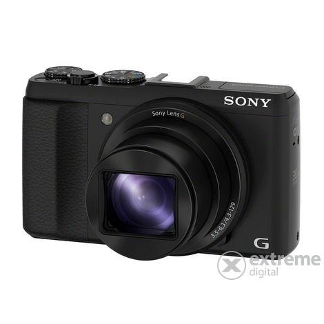 Sony DSC-HX60 digitális fényképezőgép, fekete