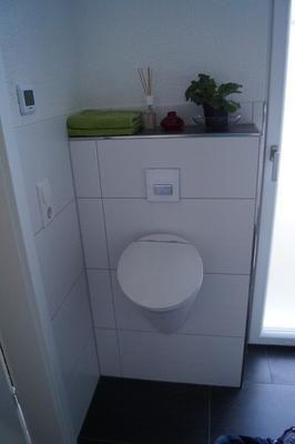 Urinal Duravit Philippe Starck mit Deckel, Betätigungsplatte Geberit