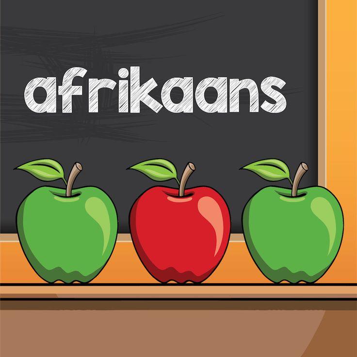Met Afrikaans LeerpretPatroonherkenning speel die kind
