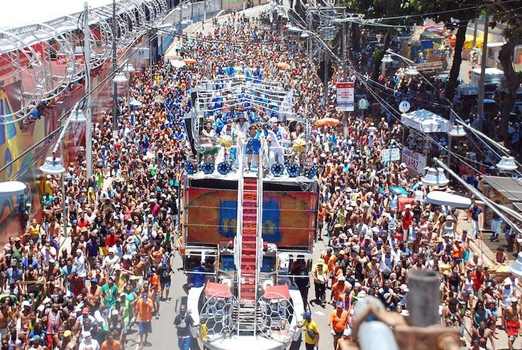 Galo da Madrugada Carnaval Salvador/BA