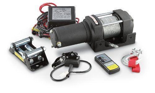 ATV Winches - Grip-on Tools 3,000-lb. ATV Winch