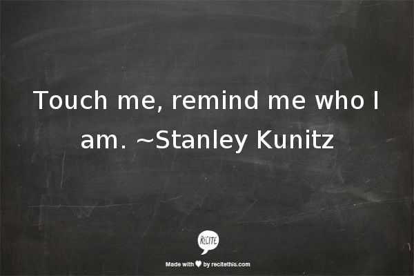 Quotes That Touched Me In 2013: 17 Best Ideas About Touch Me On Pinterest