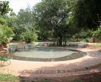 Swimming Pool at Berg-en-Dal Restcamp
