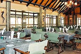Satara Restcamp is located in the Kruger National park. Restaurant and grocery store.  Picnic facilities are available for day visitors.