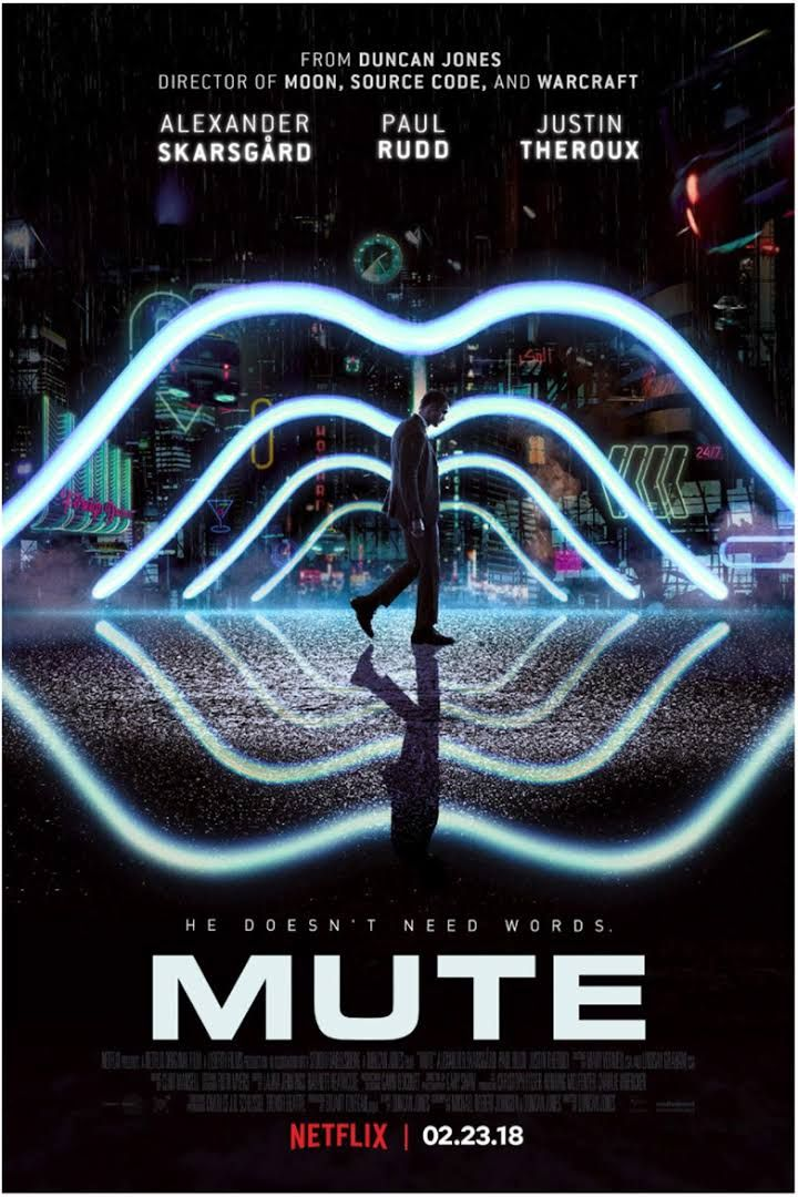 O O Murbiyanto On In 2020 Mute Movie Movies Full Films