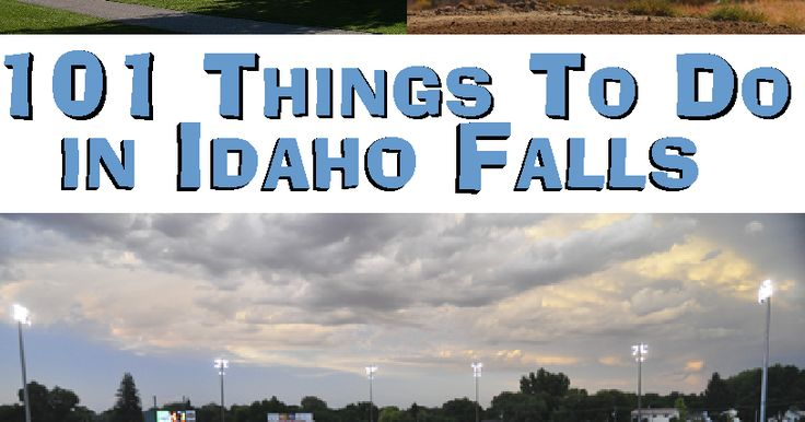 1. Visit the Museum of Idaho  with exhibits such as Lewis and Clark in Idaho or the Race for Atomic Power. 2. Visit the Tautphaus Park...