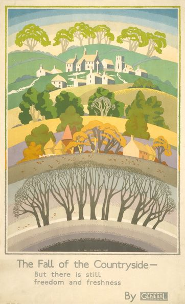 The Fall of the Countryside [Ernest Michael Dinkel, 1931]