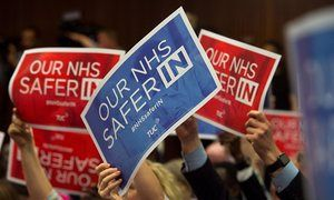 NHS workers: what does Brexit mean for your job and the health service?