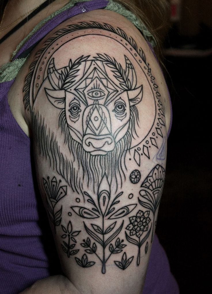 1000 images about bison on pinterest american bison for Tattoos of buffaloes