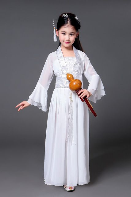 aadd00ed4 Traditional Chinese Dance Costume for Kids in 2019 | Traditional ...
