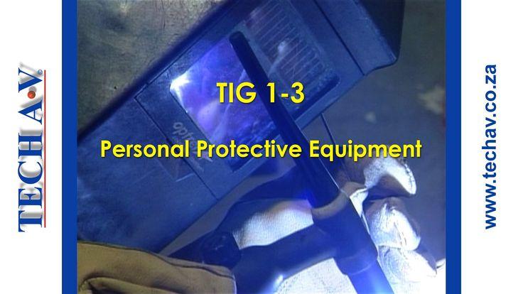Tungsten Inert Gas Welding (TIG Welding) 1-3