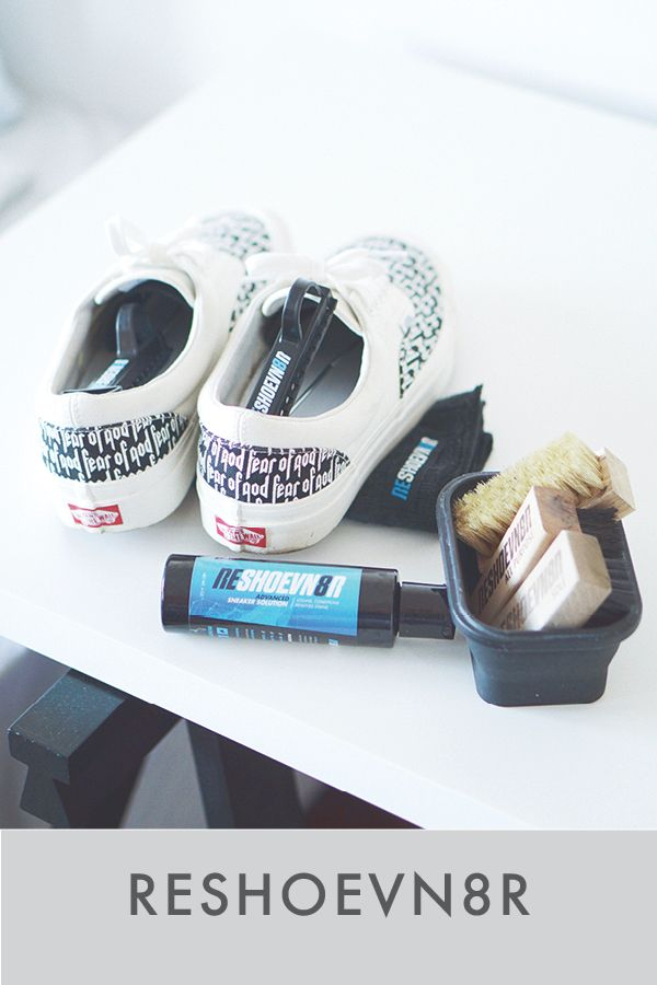 331a0ce01e3 Reshoevn8r 4oz 3 Brush Kit is perfect for a simple and quick clean of all  your sneakers including Nike