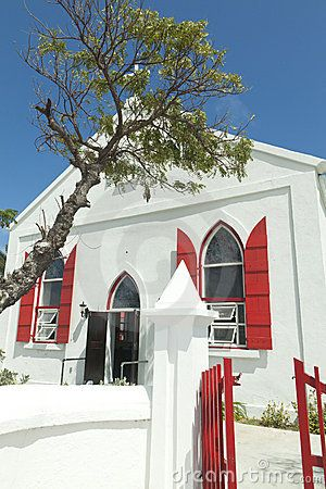 Saint Thomas Parish on Grand Turk Island, 1833