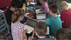 Using e-portfolios to record the learning process. Russell Street School, Palmerston North