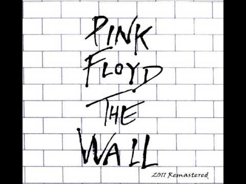 Pink Floyd - The Wall (full album). I loved this album. I saw the midnight showing of the film with Bob Geldof nearly every Friday night in high school up in Hollywood, FL.  I couldn't get enough of seeing the film on a big screen with Dolby sound.  There's no other way to see it and truly appreciate the animation and music.  Miss those days sometimes...