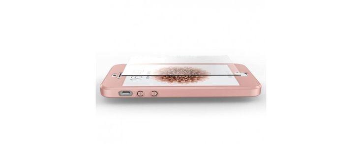 O husa de telefon ultra subtire pentru iPhone 5, 5S si 5SE