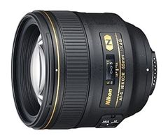Nikon 85mm F1.4G AF-S Viktig: Nordisk Utgave, Nordisk Garanti