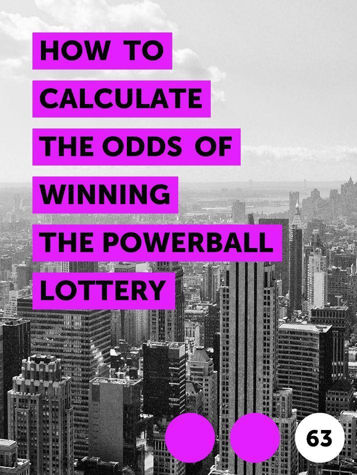 Odds Of Winning Powerball