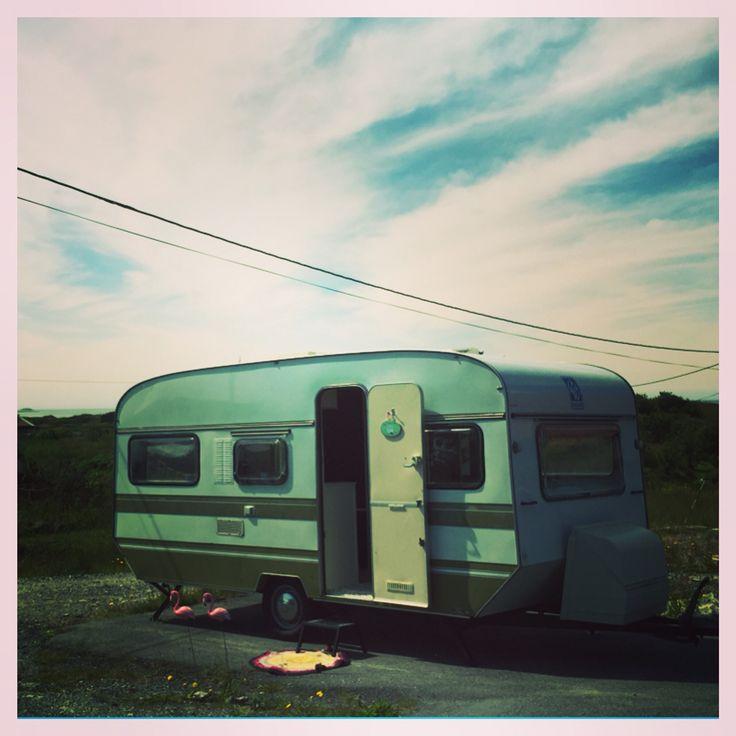 Knaus caravan 1978 campingwagong vitage camper