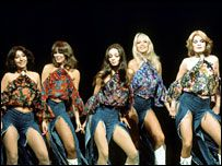 Top of the Pops Pans People