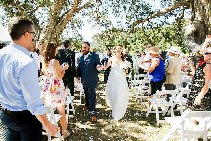 Kawau Island Wedding | Kate Robinson Photography