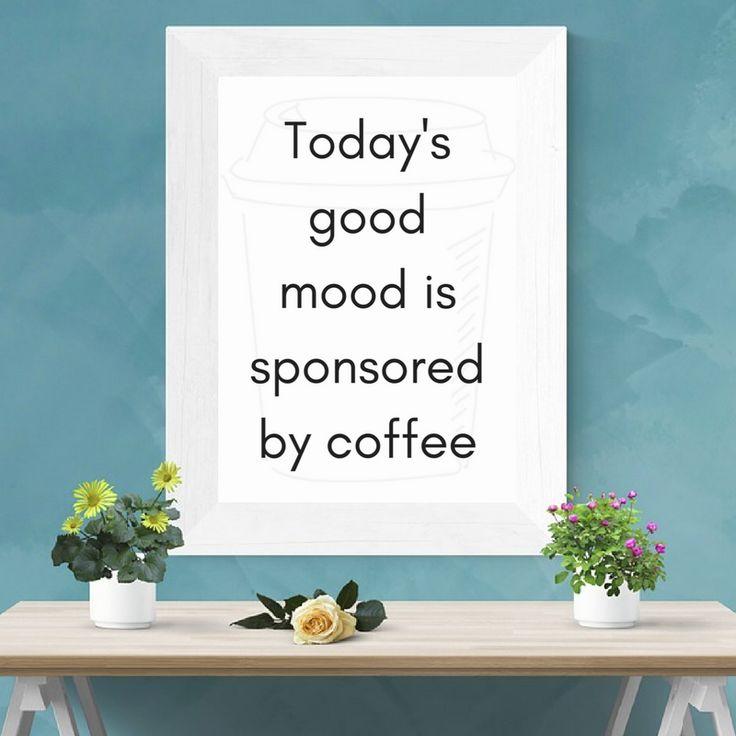 Free Printable Coffee Quotes: Best 25+ Coffee Printable Ideas On Pinterest