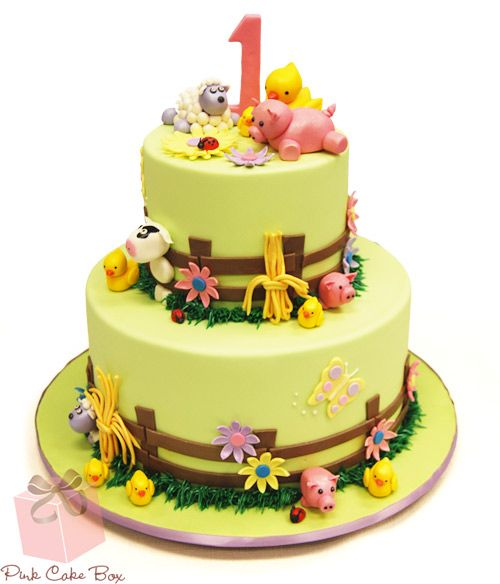 1000+ Images About Birthday Cakes On Pinterest