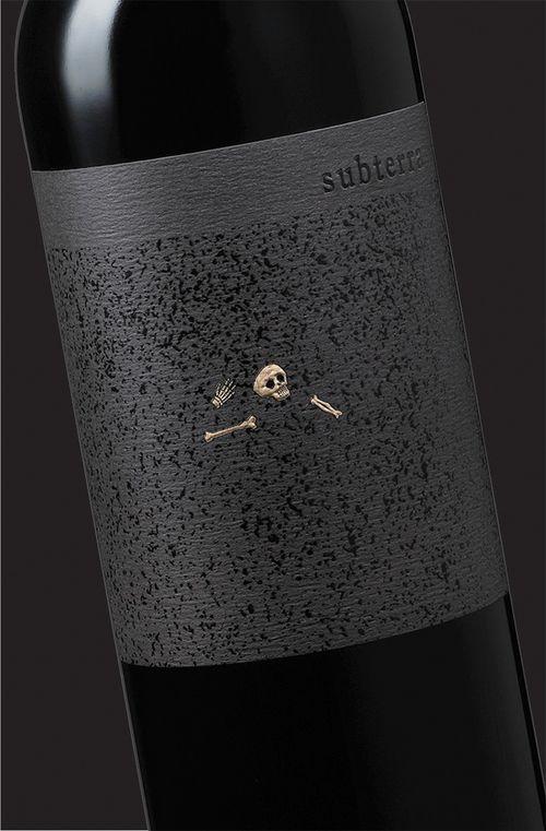 Subterra, Treefort Winery – 2012 Brand Development and Wine Label Design by Auston.